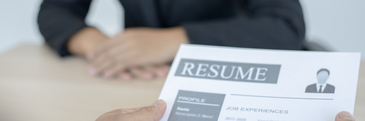 Applying for a job?