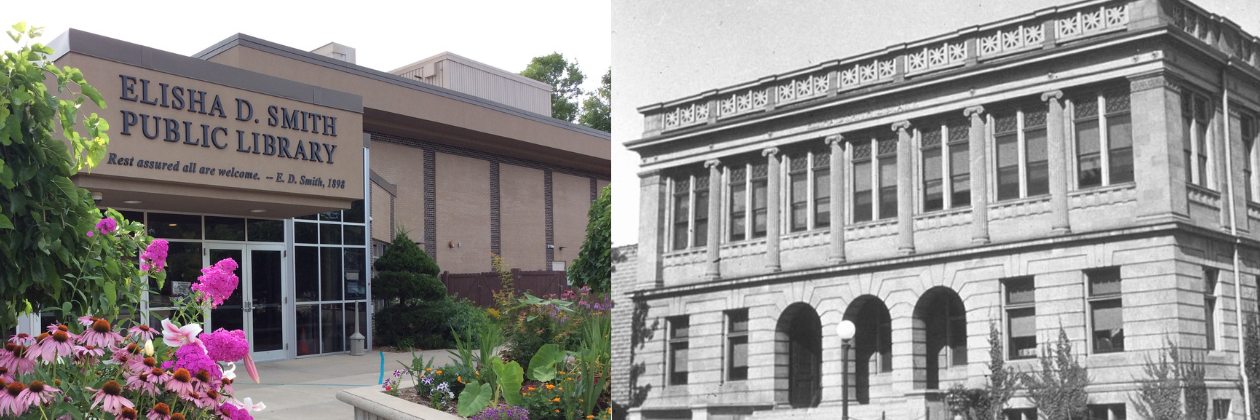 125 Years of the Elisha D. Smith Public Library