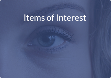 Teens - Items of Interest
